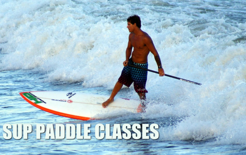 SUP Classes Stand-Up Paddle Boarding Lima